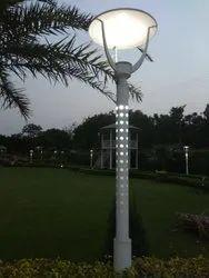 Cast Iron Decorative Garden Light Pole