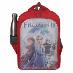 Sms Bag House  Frozen Ii Waterproof School  Bag 1 To 4  Classes