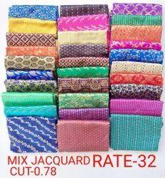 Mix Jacquard Blouse Fabric