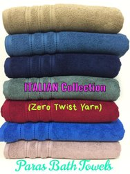 Paras Terry Bath Towels -- ITALIAN COLLECTION