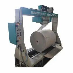 Paper Roll Wrapping Machine