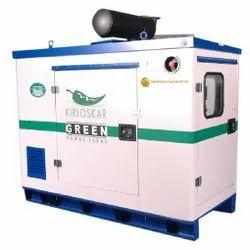 25 KVA Kirloskar Diesel Generator