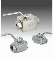 Two Way Ball Valves