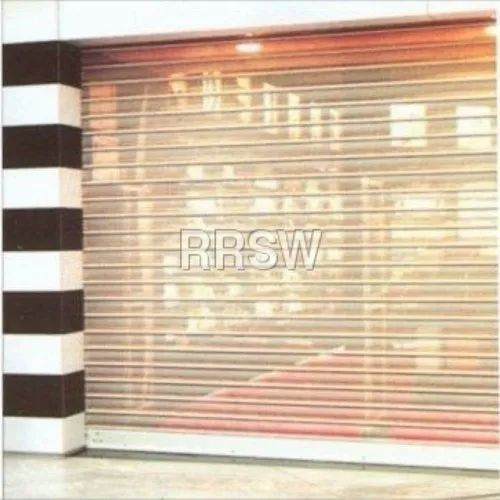 Metal Commercial Rolling Shutters