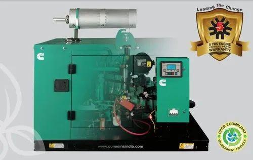 10 kVA Cummins Diesel Generator Set
