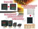 Fuji PXR3 PID/On-Off Digital Temperature Controller