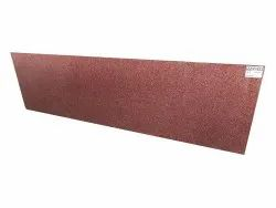 Polished Lakha Red Granite Stone Slabs, For Countertops,Flooring, Thickness: 31 mm
