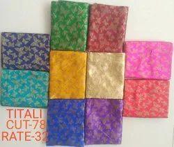 Titali Jacquard Blouse Fabric