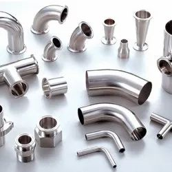 MPJ Asme Stainless Steel Pipe Fittings, Thickness: Sch 10s