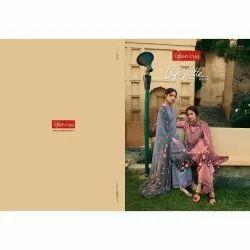 Vishwam Party Wear Exclusive Designer Crepe Suits Collection