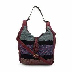 Handbags Modern Leather Ladies Handbag, For Casual Wear