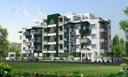 Residential Projects Apartment Construction Service, In Nagpur, 9 Year