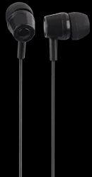 Black Rd Rx41 Wired Earphone