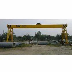 Industrial Double Girder Goliath Crane