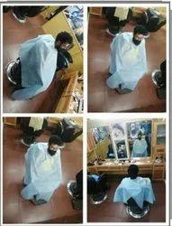 Disposable Hair Cutting Sheet