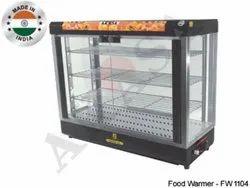 Akasa Electric Food Warmer Hot Case - 3shelf- 110Ltr