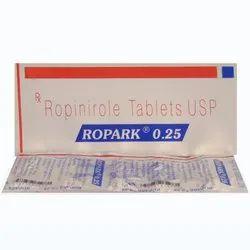 Ropinirole 0.25 Mg ( Ropark Tab)