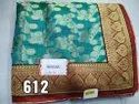 Ladies Party Wear Printed Saree, With Blouse Piece, 6.30 M