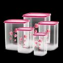 DELLUXE  STOREX CONTAINERS 31,32,33,34,35
