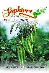 Green F1 Hybrid Chilli Seeds, Packaging Size: Kgp