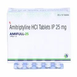 Amitriptyline 25 MG Tablets