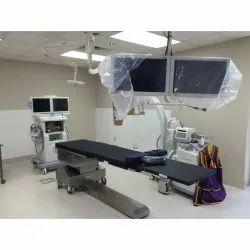 Fully Automatic GE Innova 2100 Cath lab