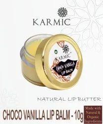 Choco Vanilla Lip Balm