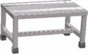 FOOT STEP STOOL SINGLE SS - 50-3700 E