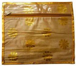 Gold Plastic Undergarment Organizer, Size: (wxl)(13x12) Inches