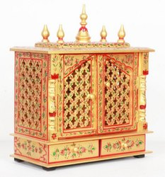 Wooden Golden Temple, For Home