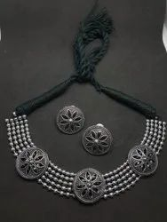 Choker Traditional Necklace Set