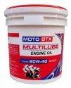 Multigrade 20W 40 Engine Oil