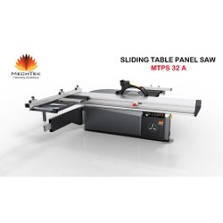MTPS 32A Heavy Duty Sliding Table Panel Saw Machine