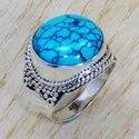 Classic Labradorite Gemstone 925 Sterling Silver Fashion Jewelry Ring SJWR-687