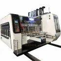 Lead Edge 4 Colour Printer Rotary Die Cutter Machine