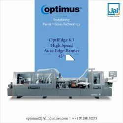Optimus Angular Edge Banding Machine- Optiedge 8.3