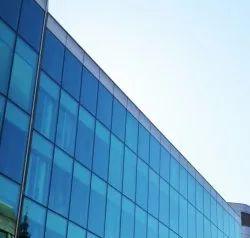 Plain Reflective Window Glass, Thickness: 10 Mm