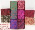 Rangoli Jacquard Blouse Fabric