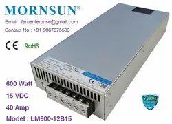 Mornsun LM600-12B15 Power Supply