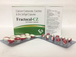 Calcium Carbonate Calcitriol And Zinc Softgel Capsules