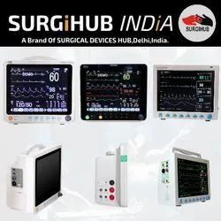 12.1 LCD Patient Multipara Monitor (SURGIHUB), 12 lead
