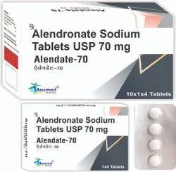 Alendronate Sodium Trihydrate USP 70mg