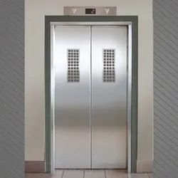 Small Vision Automatic Door Elevator