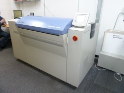 Screen Thermal CTP Machine
