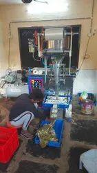 Chuty Packing Machine    Food Packing Machine