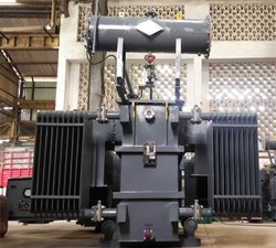 ABC 2.5MVA 3-Phase ONAN Distribution Transformer