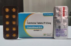 Colchicine 0.5 Mg Tablet