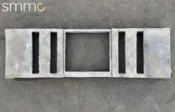 Cast Iron Frame (Wood Working Machinery Part), Model Name/Number: Smmc