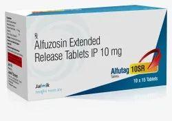 Alfuzosin 10 MG SR Tablets
