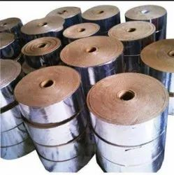 Plain Silver Dona Paper Roll, GSM: 100 GSM